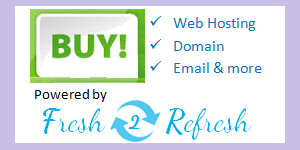 Buy Web Hosting & Domain from Fresh2Refresh